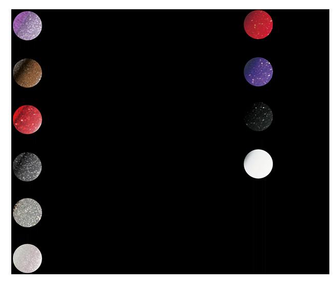選べるフレーム色 10色